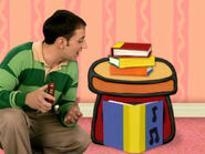 Blue's Clues Sidetable Drawer Reading