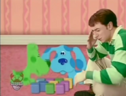 Blue's Sad Day 1