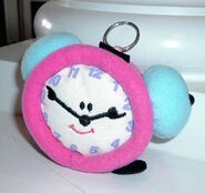 Blue's Clues Tickety Tock Clock Toy - Paramount Parks Coin Purse Plush Keychain
