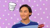 Meet Josh! Animated Cup Clue