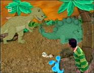 Pistas Da Blue Blue & Duarte Dinosaur Time
