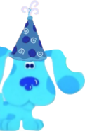 Blue from blue's clues blue's senses (2)