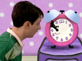 Blue's Clues Tickety Tock Talking to Steve