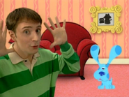 Blue's Clues Blue's Big Mystery Opening