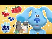 Healthy Snacks Song & Game w- Josh and Blue! - Blue's Clues & You!
