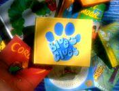 Blue's Clues Season 1-4 Logo