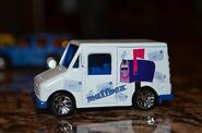 Blue's Clues Mailbox Matchbox Model Car