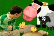 COW - SINGLE MOO, ANIMAL 02 Blues Clues