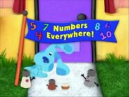Numbers Everywhere Title Card