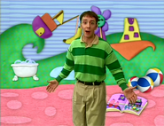 Steve in Silly Town