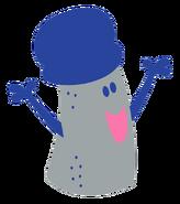 Blue's Clues Mrs. Pepper Character