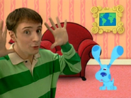 Blue's Clues Environments Opening