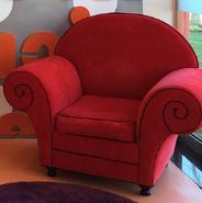 Punta Cana Thinking Chair