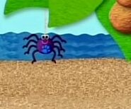 Spider from Blue Wants to Play a Song Game!