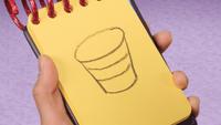 Meet Josh! Cup Clue Drawing