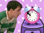 Blue's Clues Tickety Tock Snowflake