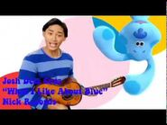 Josh Dela Cruz- What I Like About Blue (Official Music Video)