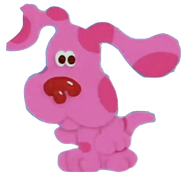 Blue's Clues The Legend of the Blue Puppy