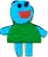 Unnamed felt friend from blue's clues inventions 2