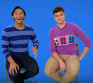 Screenshot 2019-12-23 Time For Categories Blue's Clues Edition - YouTube