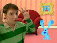 Blue's Clues Stormy Weather Opening
