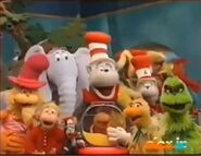 Blue's Birthday Wubbulous World of Dr. Seuss Season 2 Cast