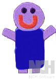 Unnamed felt friend from blue's clues what was blue's dream about