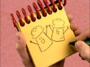 Mr. Salt and Mrs. Pepper Clue