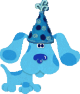 Blue from blue's clues blue's big musical movie (2)