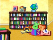 Blue's Book Nook