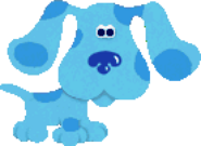 Blue from Blue's Clues What's So Funny