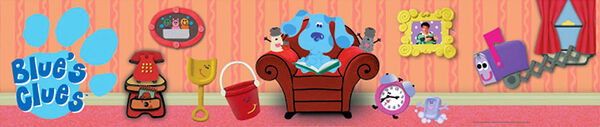 Nickelodeon Blue's Clues Characters Banner.jpg