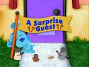 A Surprise Guest