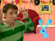 Blue's Clues Blue's Big Costume Party Opening