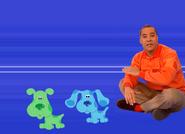 Green Puppy Skidoos Invention Workshop