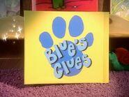 Blue's Clues Season 5 Closing Logo