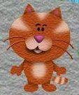 Orange kitten image