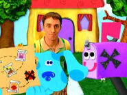 Blue's Clues Mailbox Treasure Map