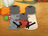 Blue's Clues Paprika, Mr. Salt and Mrs. Pepper