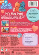 It's hug day dvd back cover