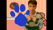 Blue's Pawprint will be on the clues