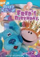 Fred's birthday dvd