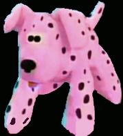 Magenta Puppy