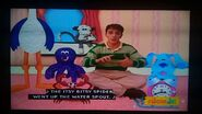 """The """"Itsy Bitsy Spider"""" song game"""