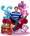 Blues-Clues-and-You-main-characters
