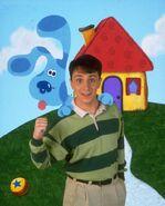 Blue and Steve House Promo