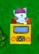 Periwinkle bus
