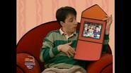 Steve opens a letter