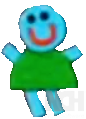 Unnamed felt friend from blue's clues inventions 3