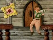 Blue's Clues Haunted House